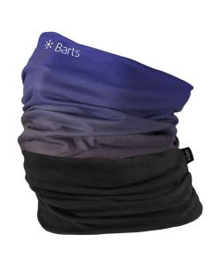 Barts Dip Dye Multicol Polar Neck Warmer - Black