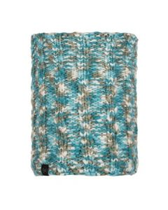 Buff womens neck warmer, aqua