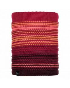 Buff neck warmer, bright pink
